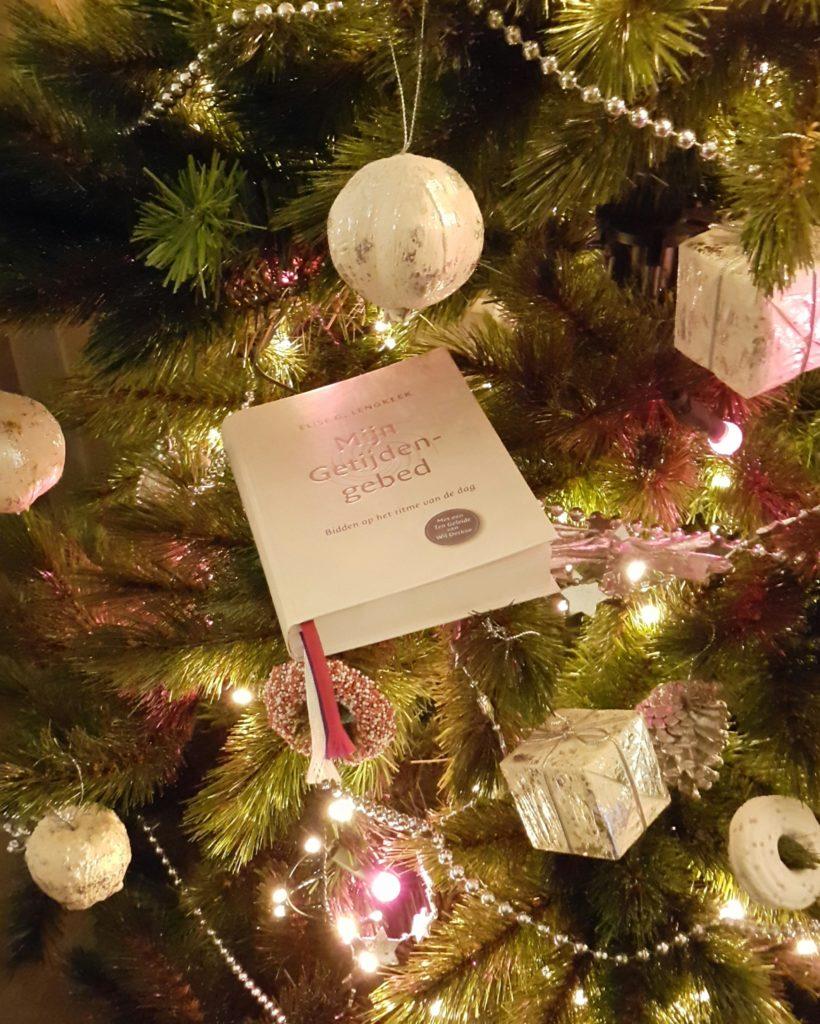 Kerstgeschenk boek Mijn getijdengebed